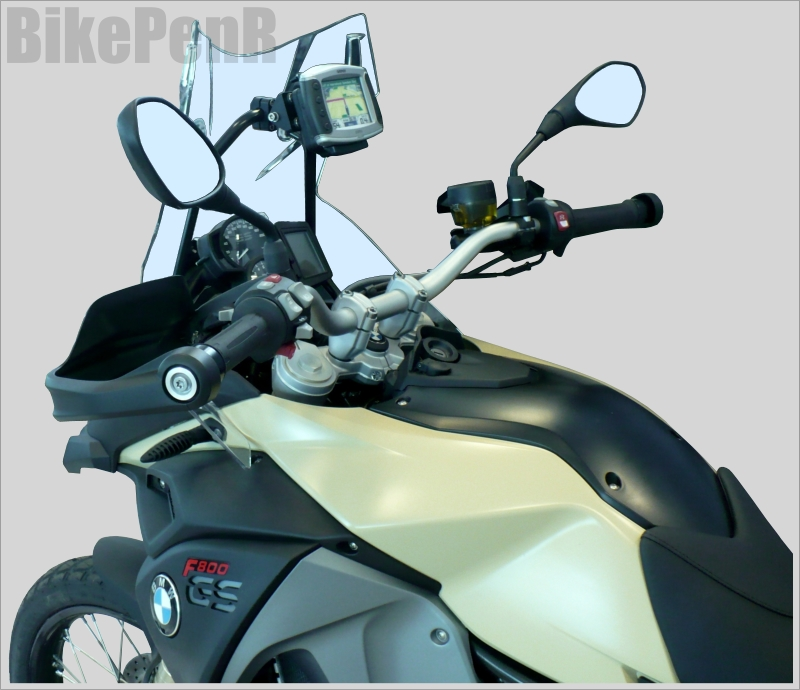 mounts custom gps mounts bmw f800 gs adventure my. Black Bedroom Furniture Sets. Home Design Ideas